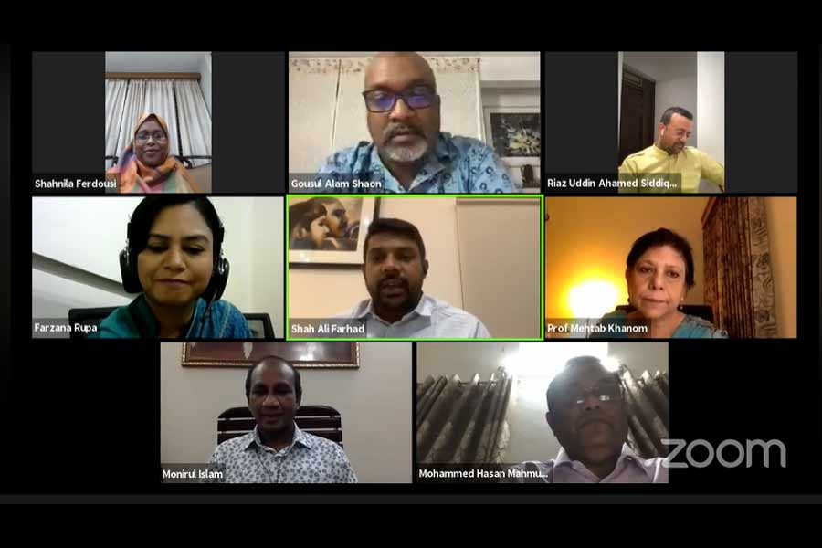 'Digital Bangladesh campaign facilitating fight against COVID-19'