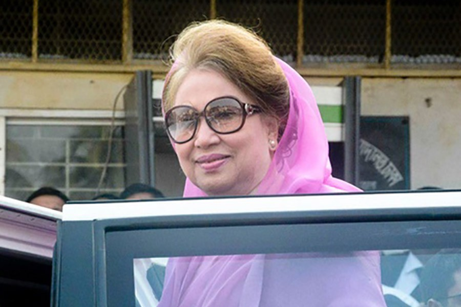 Khaleda is in relief but health has not improved: Fakhrul