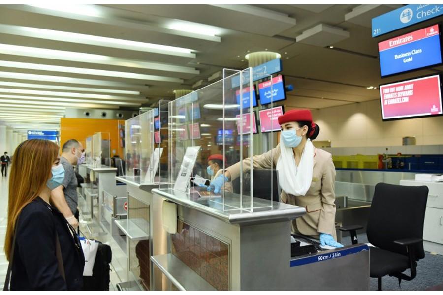 Emirates resumes passenger services to nine destinations