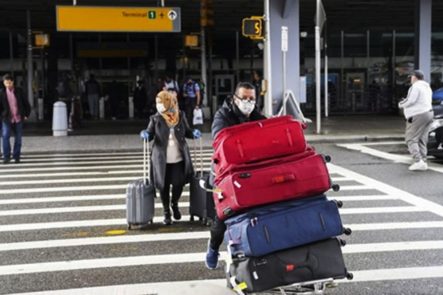 US imposes travel restrictions on Brazil due to virus