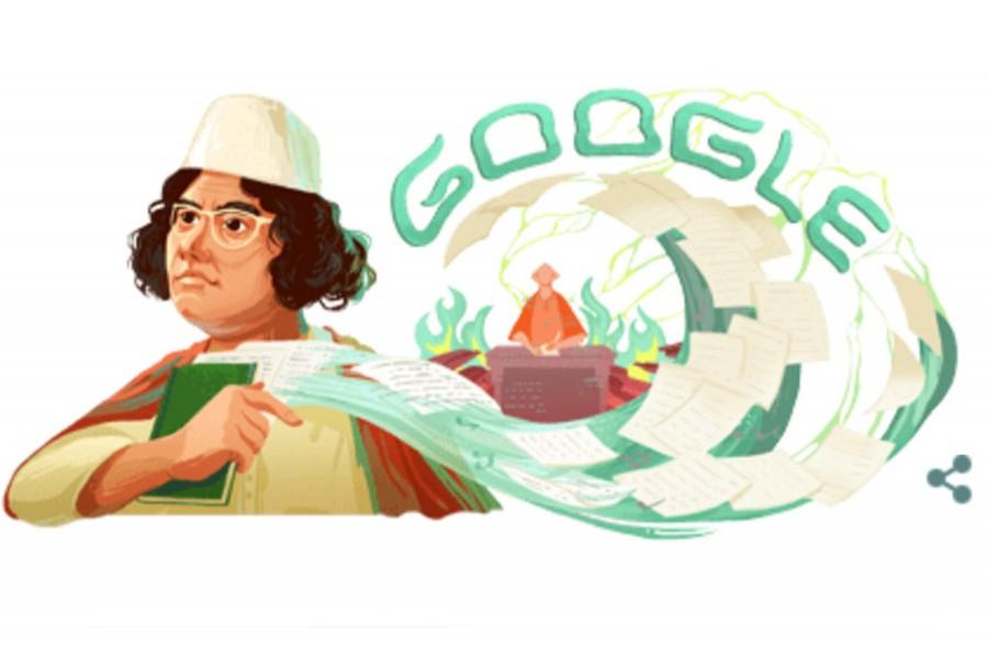 Google Doodle celebrates Nazrul's birth anniversary