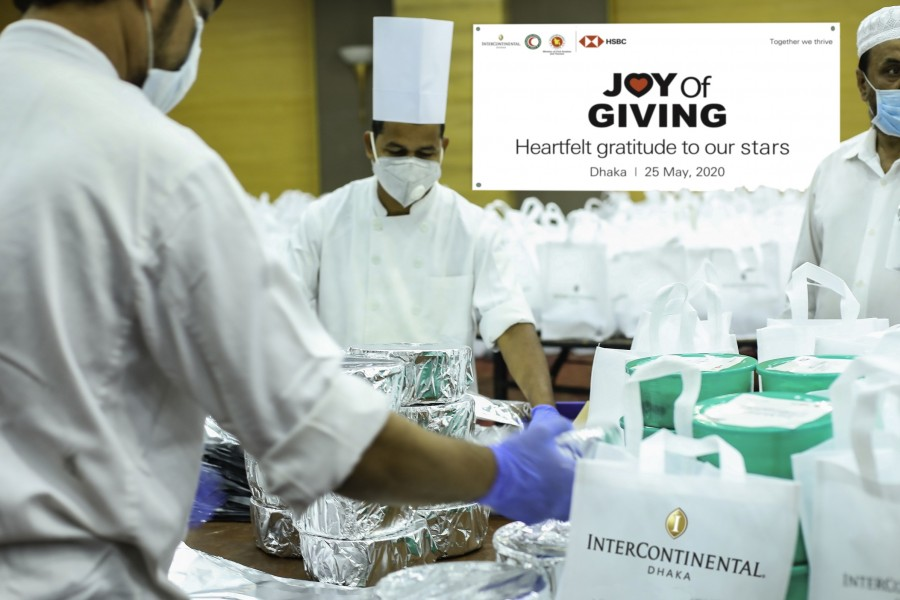 HSBC provides 'Thank You' lunch to COVID-19 healthcare providers