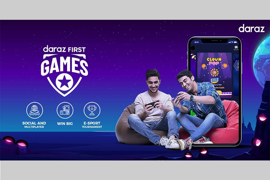 Daraz launches Daraz First Games