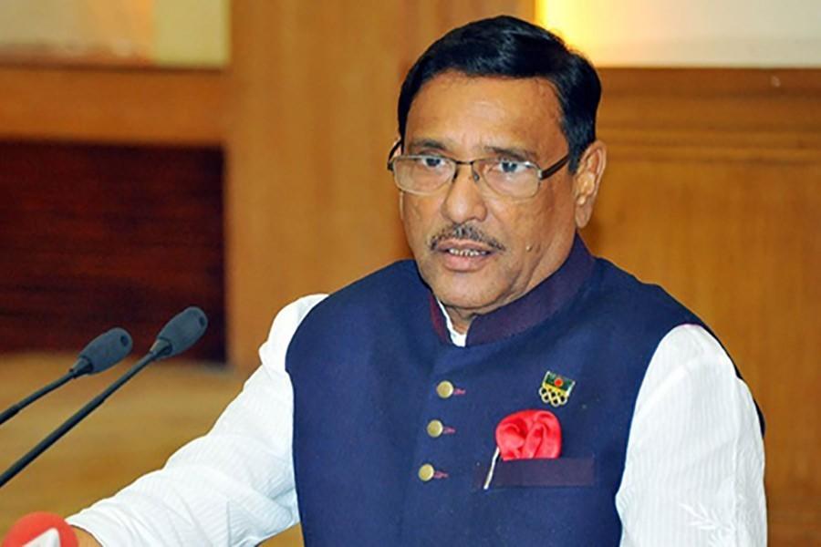 Govt took more concerted steps than BNP's recommendations: Quader