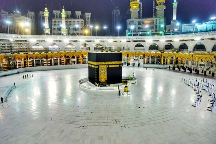 Hopes for hajj begin to fade in pandemic