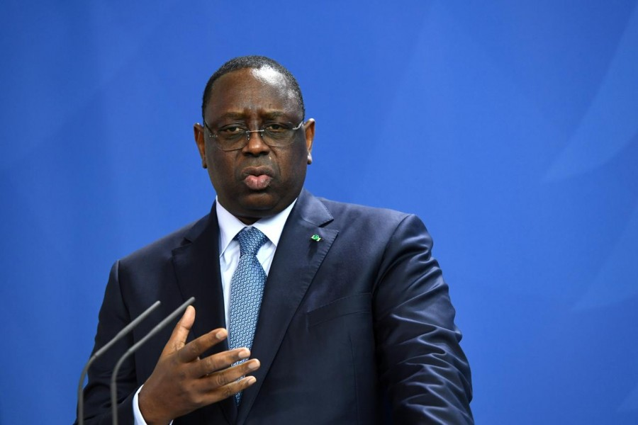 Senegalese President Macky Sall - Reuters photo