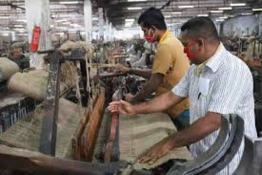 Workers Safety Forum expresses concern  about golden handshake for jute mill workers