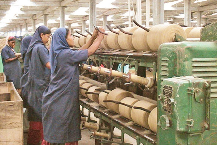 Rights body concerned over move to shut down jute mills