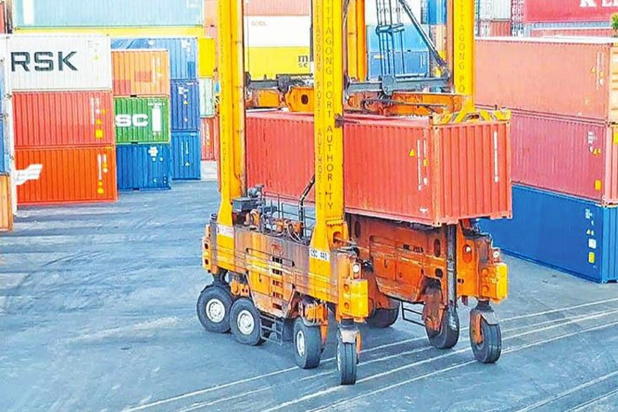 Container growth slows in FY'20