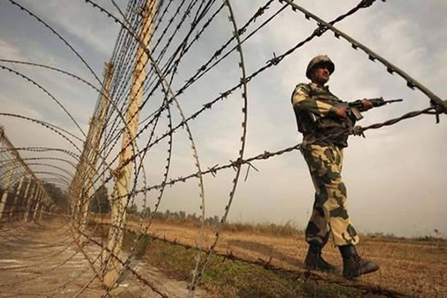 Bangladeshi shot dead 'by BSF men' in Chapainawabganj border