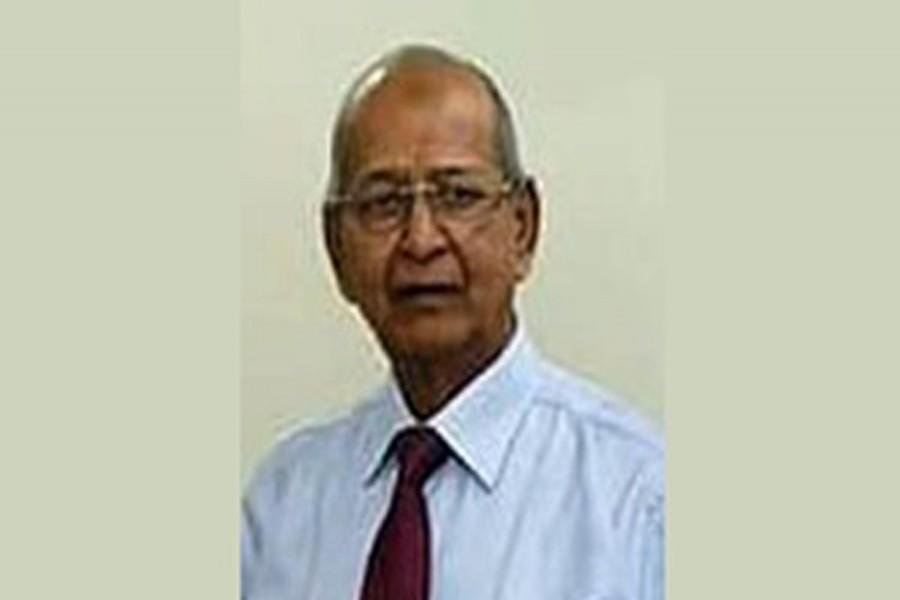 Former professor of Salimullah Medical College dies from coronavirus