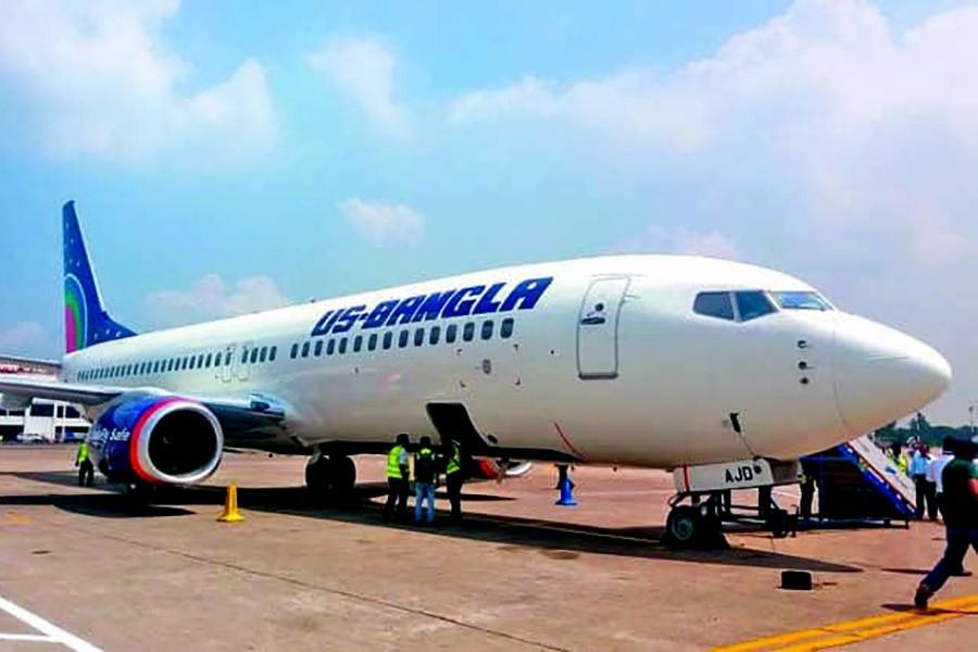 China suspends US-Bangla's Dhaka-Guangzhou route for one week