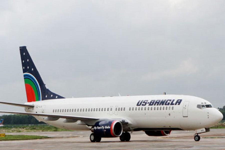 US-Bangla brings back 153 Bangladeshis from UAE