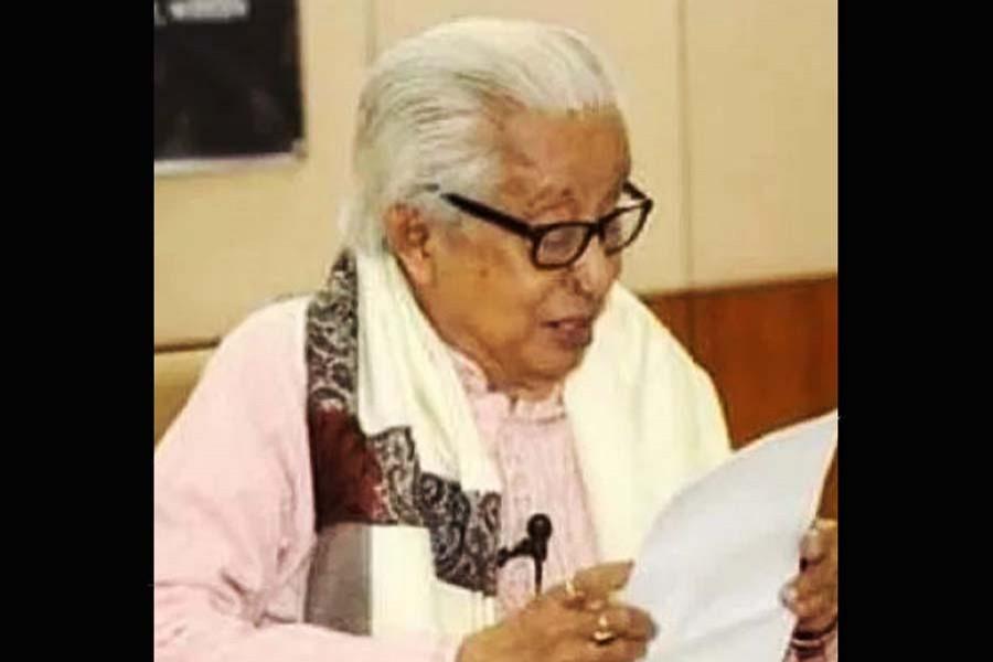 Veteran journalist D P Barua passes away