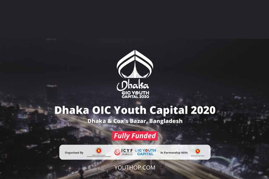 PM to open Dhaka-OIC Youth Capital 2020 on July 27