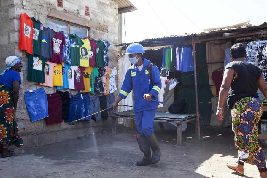 Zambian economy hit by COVID-19