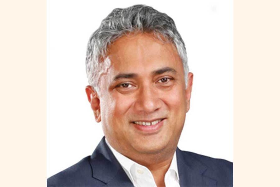Grameenphone CEO Yasir Azman
