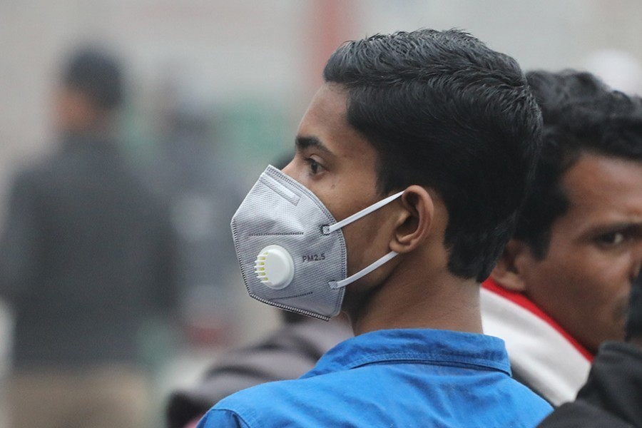 Masks: Arrogance and indifference
