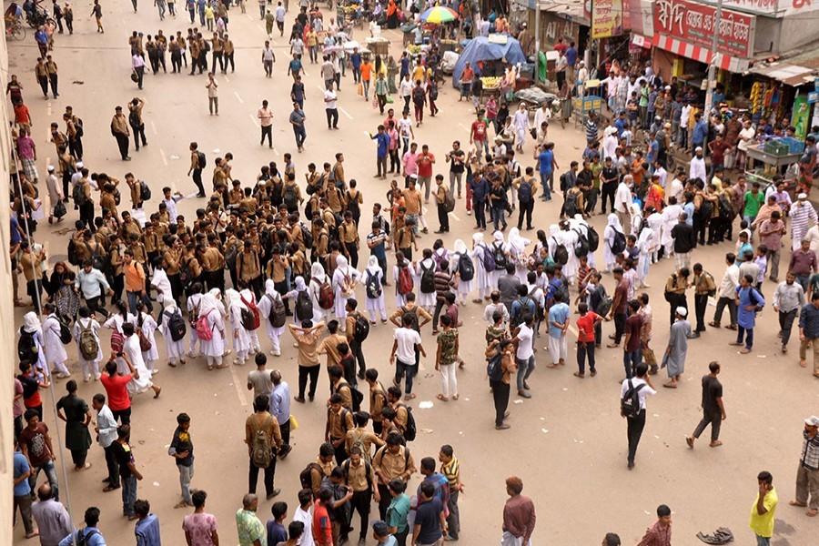 Reigniting the Bangladesh dream