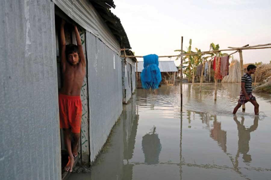 BD among global hotspots of series of floods: Study