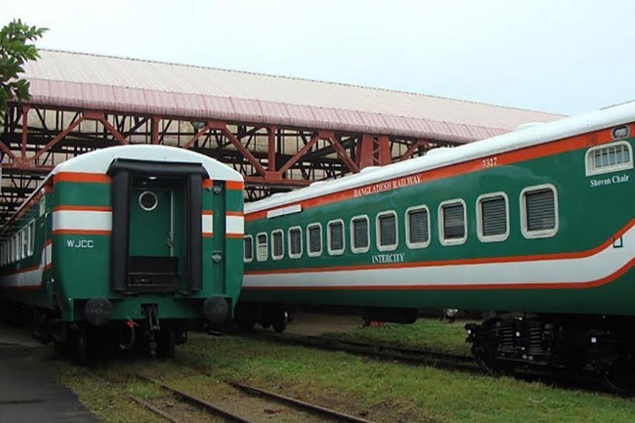 Railways in shambles