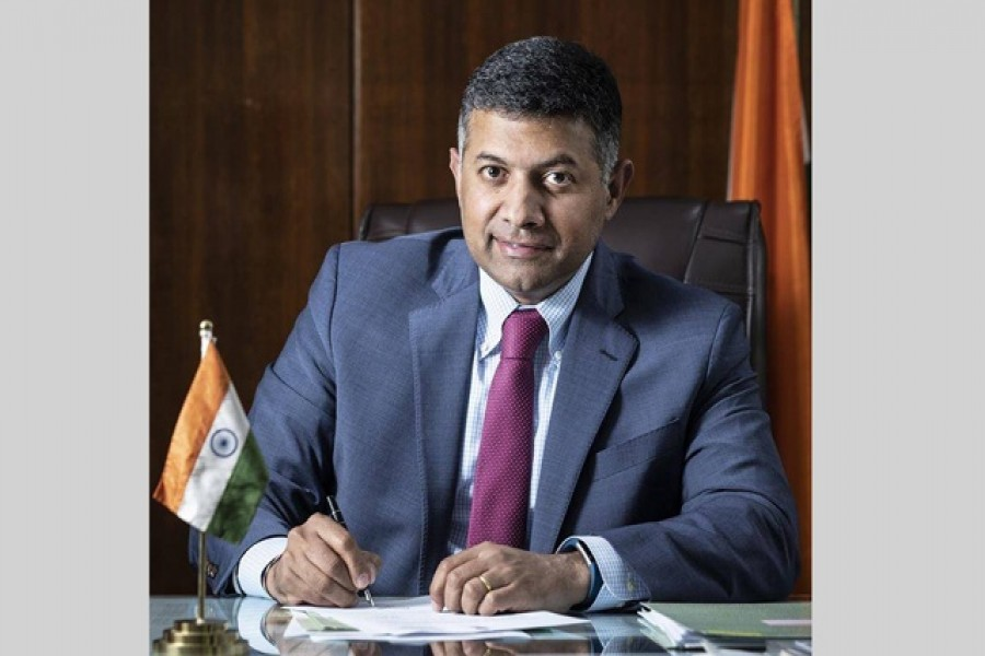 India appoints new envoy to Bangladesh