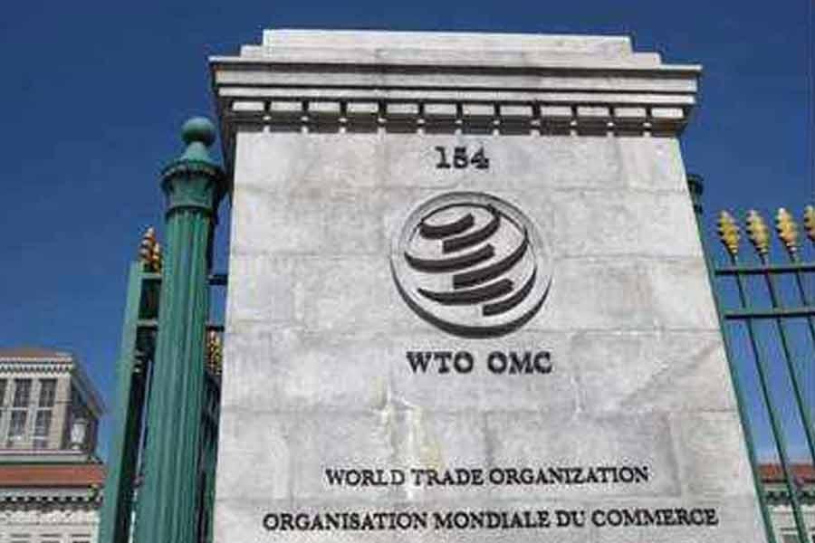 WTO headquarter in Geneva