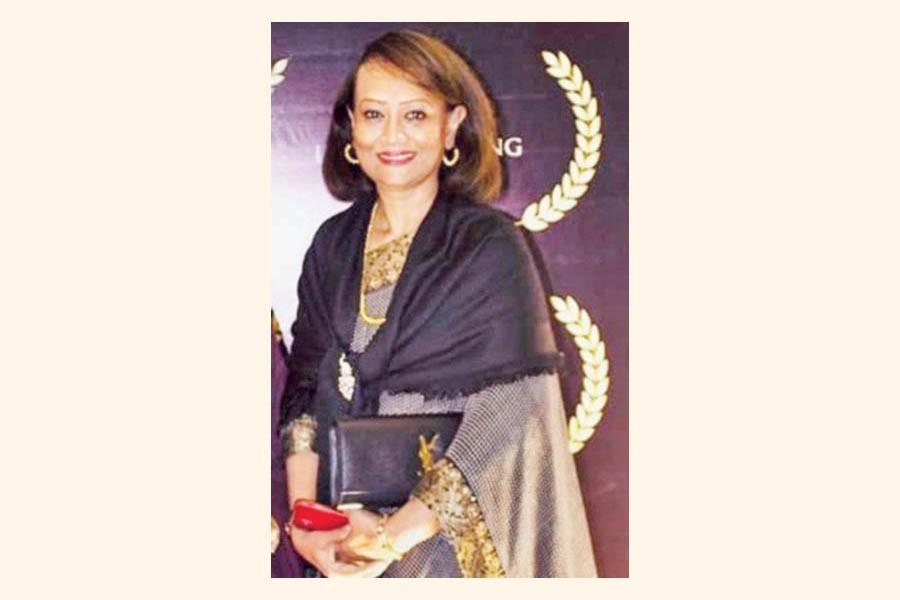 Safia Ghazi Rahman