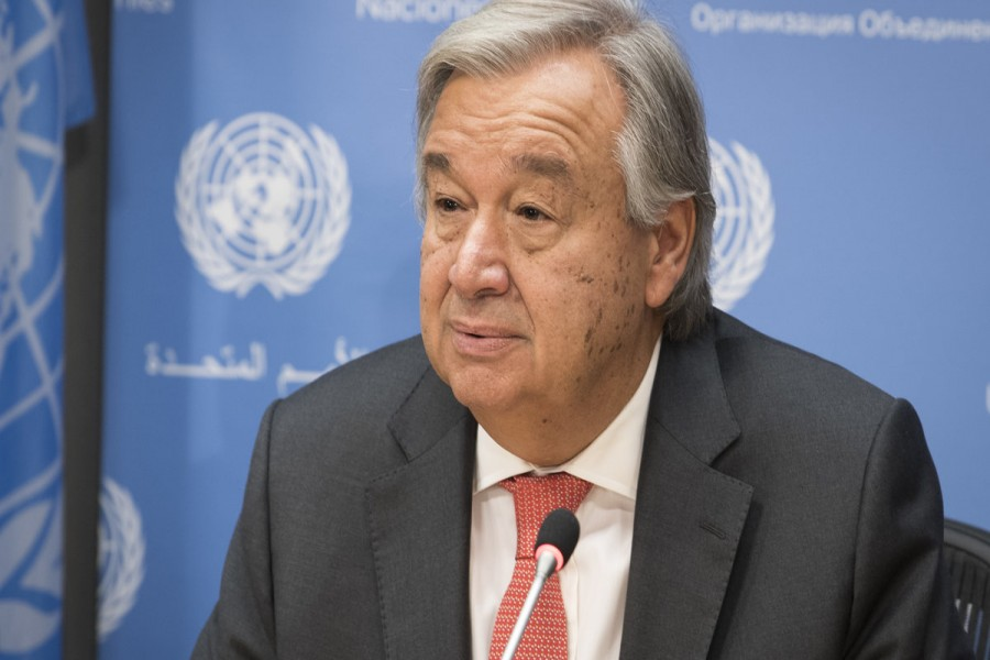 Democracy required for free information flow: UN chief