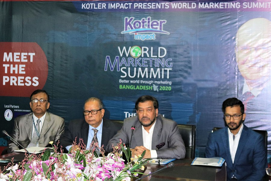 Philip Kotler's E-World Marketing Summit 2020 to be held in November