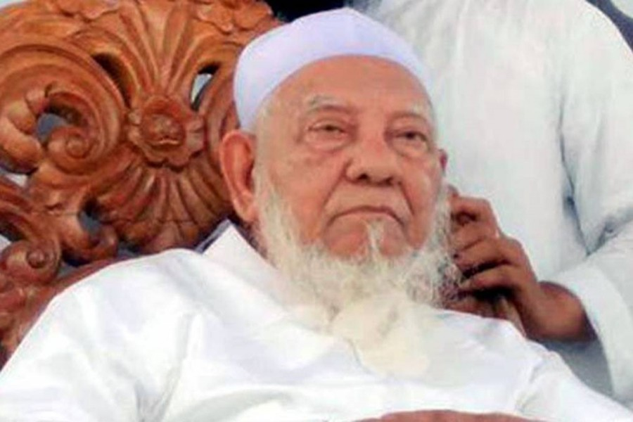Shah Ahmed Shafi dies a day after resignation