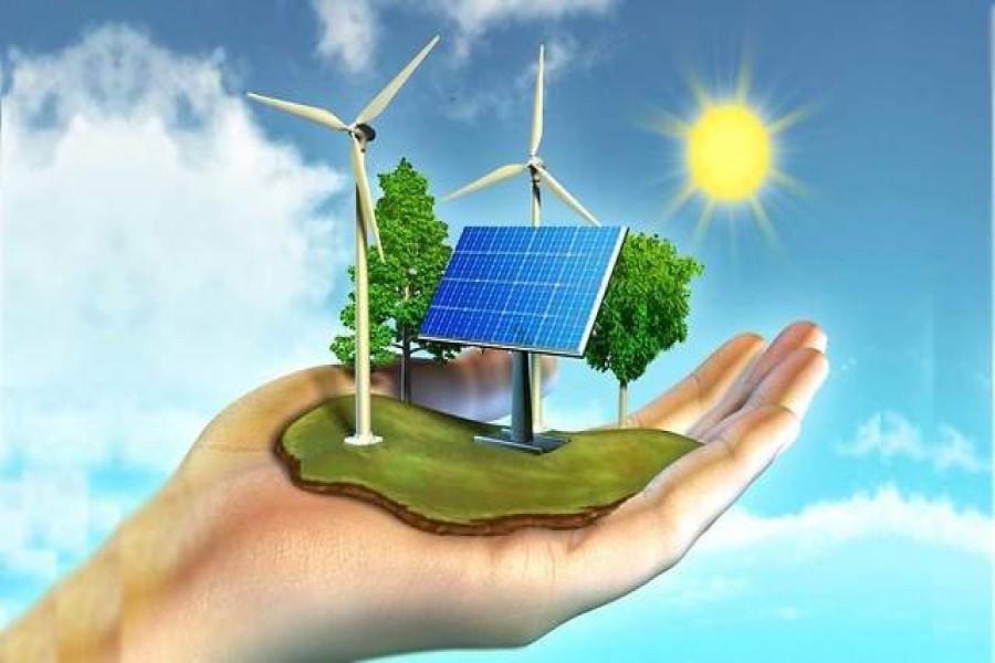 Shifting to renewable power