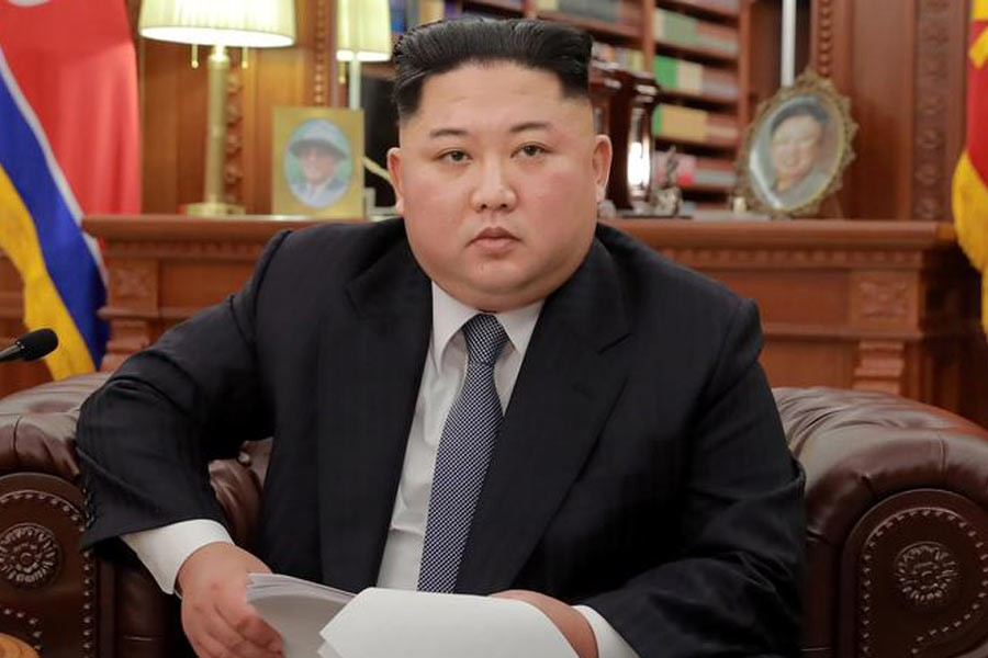 North Korean leader offers rare apology for killing of South Korean