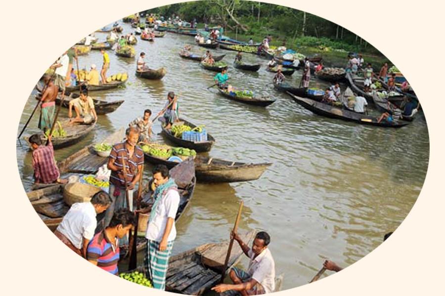 Rural development through tourism