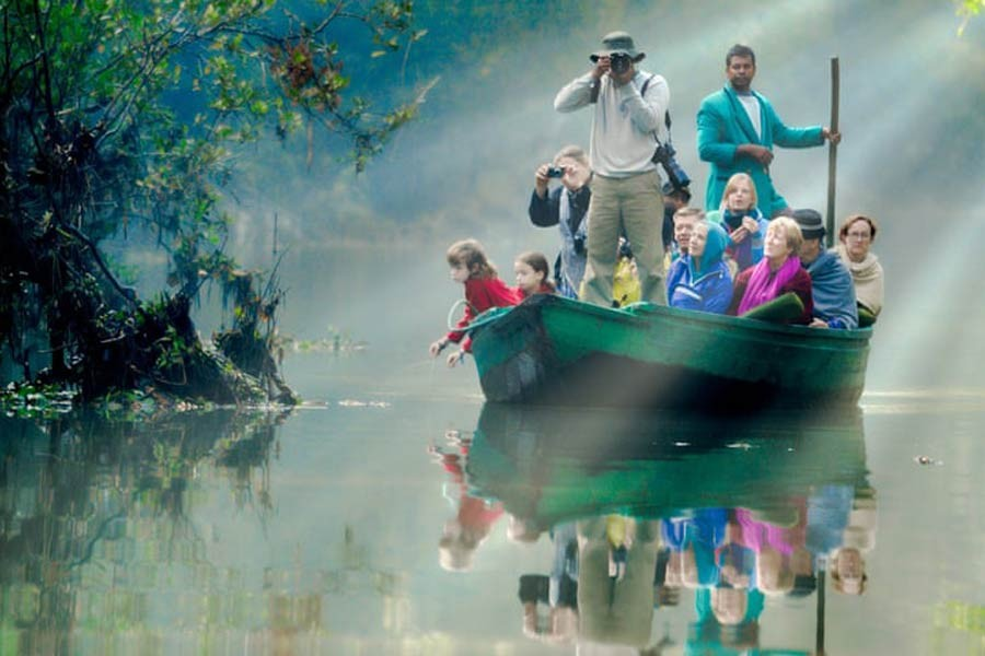 COVID-19 and domestic tourism development in Bangladesh