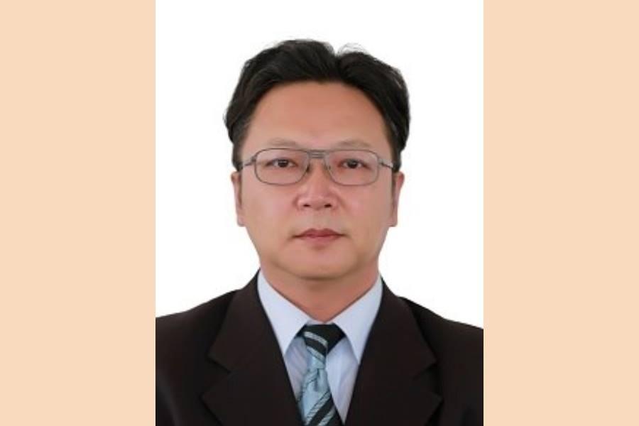 Li Jiming, the current ambassador of China to Bangladesh — Photo courtesy: Chinese embassy website